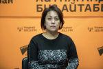Бишкек шаардык перинаталдык борборунун акушер-гинекологу Миргүл Исмаилова
