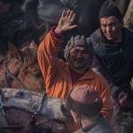 Жергиликтүүлөр мындай ири аламан улак көп жылдардан бери Кара-Сууда боло электигин белгилешти