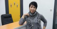 Бишкектик психолог Саадат Сыдыкова