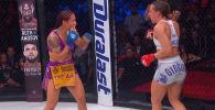 Бывшая звезда UFC Крис Сайборг стала чемпионкой Bellator, победив действующую обладательницу титула этого бойцовского промоушена.
