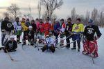 Кыргызстандын хоккей боюнча кыздардын командасы. Архивдик сүрөт
