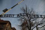 Музей на территории бывшего концентрационного лагеря Аушвиц-Биркенау в польском Освенциме. Архивное фото