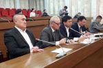 Кесиптик бирликтер тууралуу мыйзамдын аткарылышын иликтеген депутаттык комиссиянын отуруму