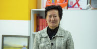 Билим берүү жана илим министрлигинин өкүлү Кылым Сыдыкназарова