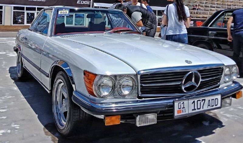 Mercedes-Benz Sl280 R107 1979