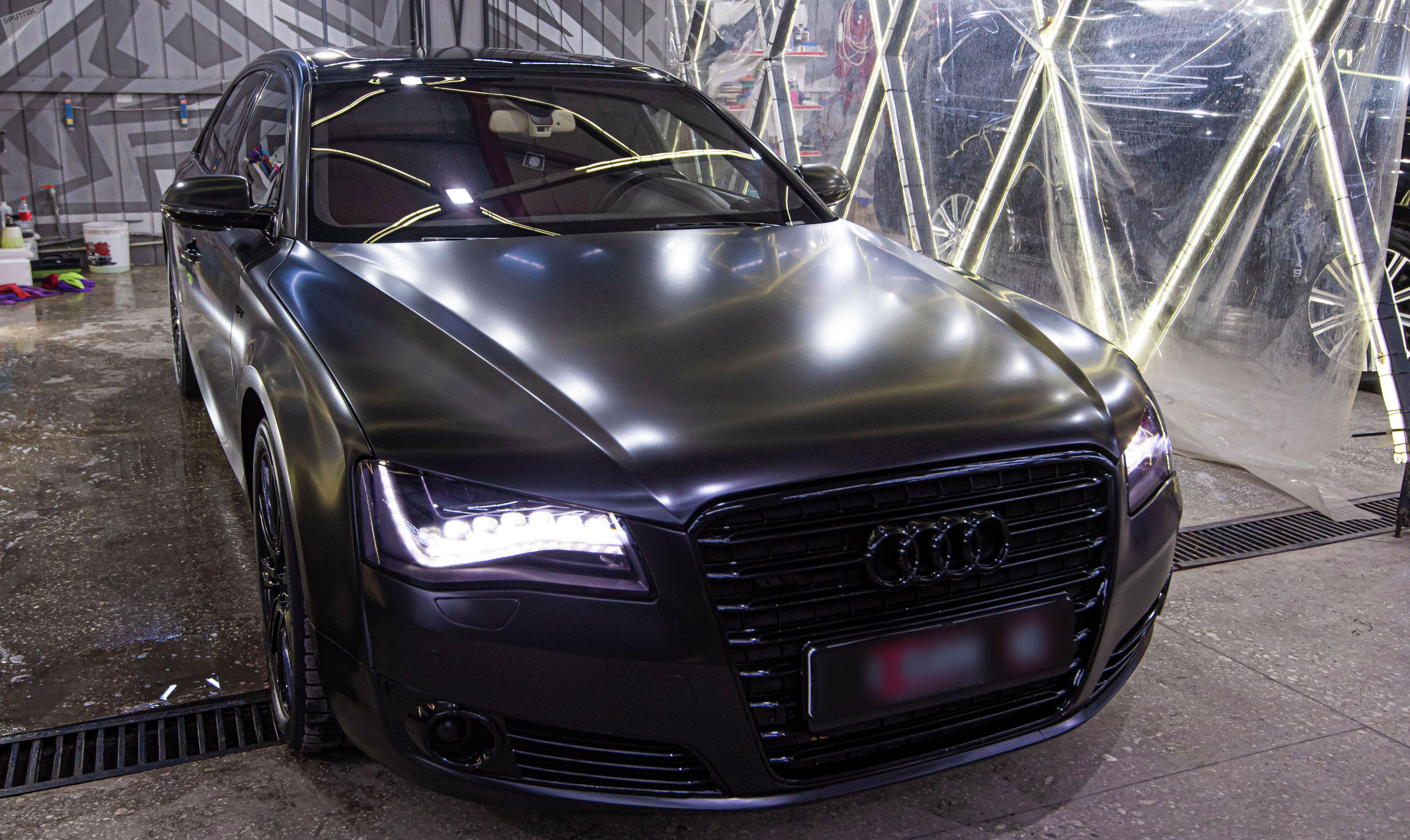 Audi А8 W 12
