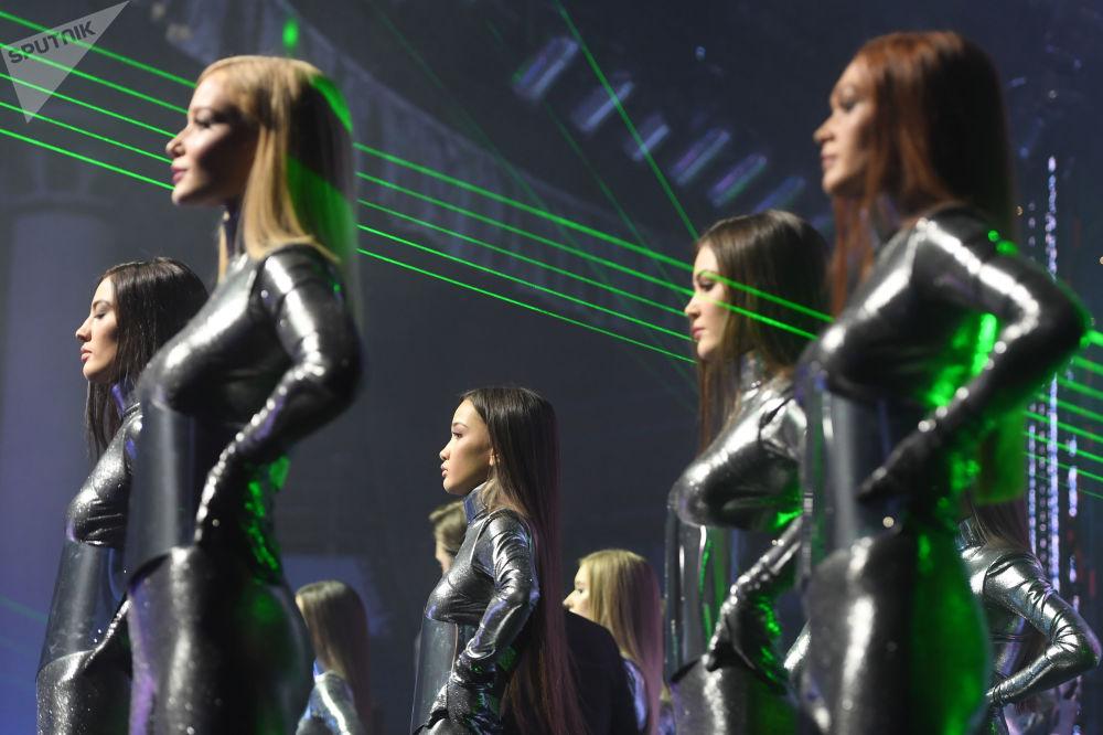 24 января в Казани прошел финал XXII конкурса красоты Мисс Татарстан