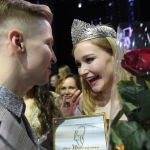 Победительницу наградили короной, лисьей шубой и пригласили участвовать в финале национального конкурса Мисс Россия 2020