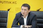 Газпром Кыргызстан ЖЧКсынын Газ толтуруу компрессордук станциясын өнүктүрүү жана эксплуатациялоо тобунун жетекчиси Русланбек Кадыралиев