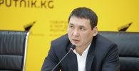 Газпром Кыргызстан ЖЧКсынын автоунаа газын пайдалануу тобунун жетекчиси Русланбек Кадыралиев