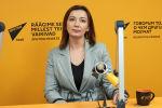Sputnik Эстониянын редактору Елена Черышева. Архивдик сүрөт