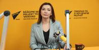 Руководитель Sputnik Эстония Елена Черышева. Архивное фото