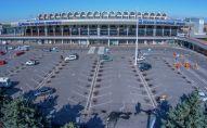 Здание международного аэропорта Манас. Архивное фото