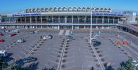 Манас эл аралык аэрпорту. Архив