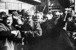 Американцев все чаще стали называть освободителями узников Освенцима, хотя известно, что концлагерь был освобожден Красной армией 27 января 1945 года.