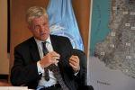 Заместитель генерального секретаря ООН Фабрицио Хохшильд. Архивное фото