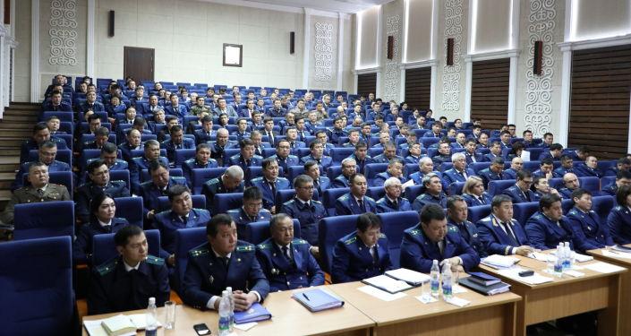 Коллегия Генеральной прокуроры КР