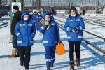 Россия медицина кызматкерлери. Архивдик сүрөт