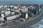 Аэрофотограф Михаил Дудин снял познавательное видео о 12-м микрорайоне Бишкека. Ролик построен на кадрах с дрона и сопровождается интересной информацией.