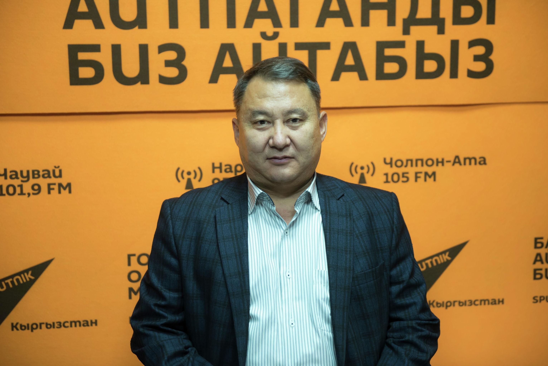 Кандидат медицинских наук, член ассоциации нейрохирургов имери Федора Сербиненко Абдыракман Дуйшобаев