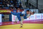 Участники чемпионат Кыргызстана по дзюдо,  который проходил 30-31 января в Бишкеке