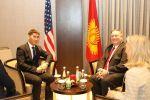 Министр иностранных дел Кыргызстана Чингиз Айдарбеков и госсекретарь США Майк Помпео обсудили визовый запрет США в отношении кыргызстанцев