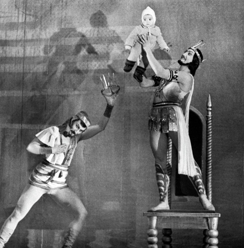 Залкар талант 30дан ашык дүйнөлүк классикалык спектаклде бийлеген