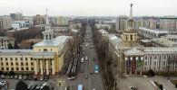Бишкек с высоты. Архивное фото