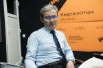 Заместитель министра образования и науки КР Нурлан Омуров
