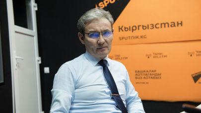 Билим берүү жана илим министринин орун басары Нурлан Өмүров