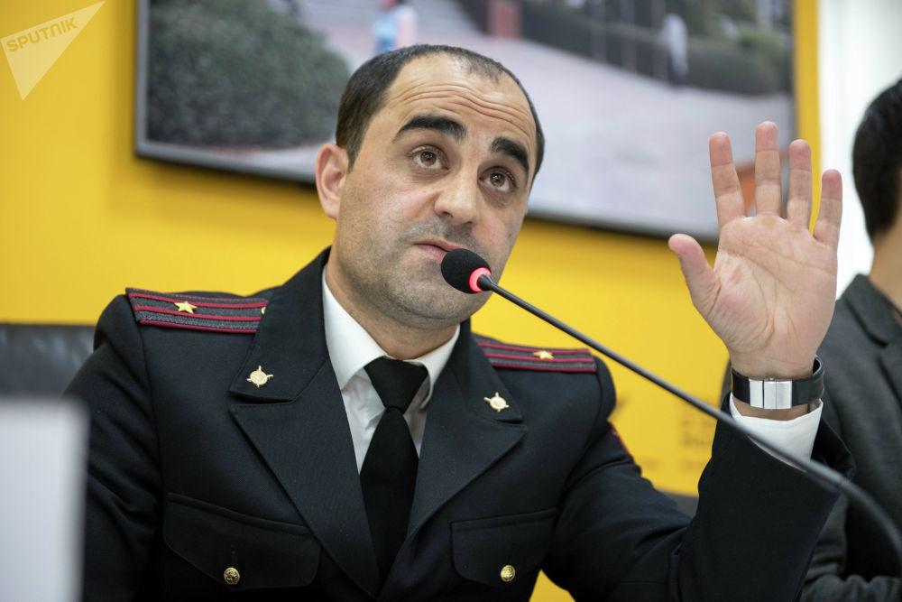 Алиев Рамиз Алиевич — старший оперуполномоченный Управления оперативной работы и дознания Финпола