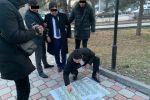Транспорт жана жолдор министринин орун басары Жеңишбек Ногойбаев соттун чечими менен 8-апрелге чейин камакка алынды