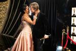 Актер Брэд Питт и актриса Реджина Кинг после церемонии вручения премии Оскар 2020 в Лос-Анджелесе