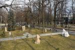 Бишкектеги Чыңгыз Айтматовдун атындагы парк. Архив