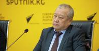 Жарандык авиация агенттигинин директору Курманбек Акышев