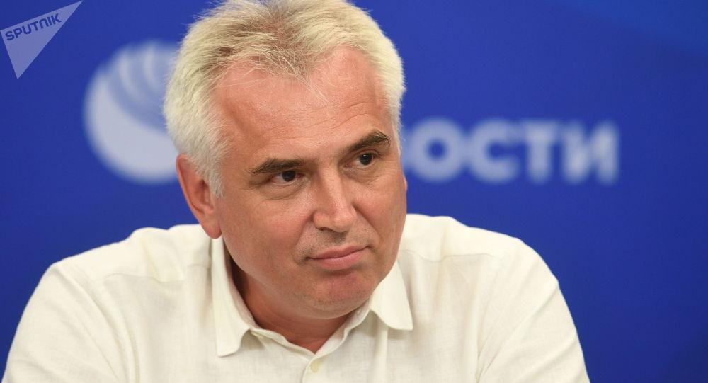 Первый заместитель декана высшей школы экономики РФ, политолог Игорь Ковалев. Архивное фото