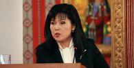 Статс-секретар Министерства иностранных дел Нуржан Бардинова. Архивное фото