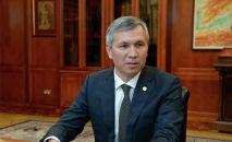 Руководитель Республиканского штаба по организации и проведению выборов Акрам Мадумаров. Архивное фото