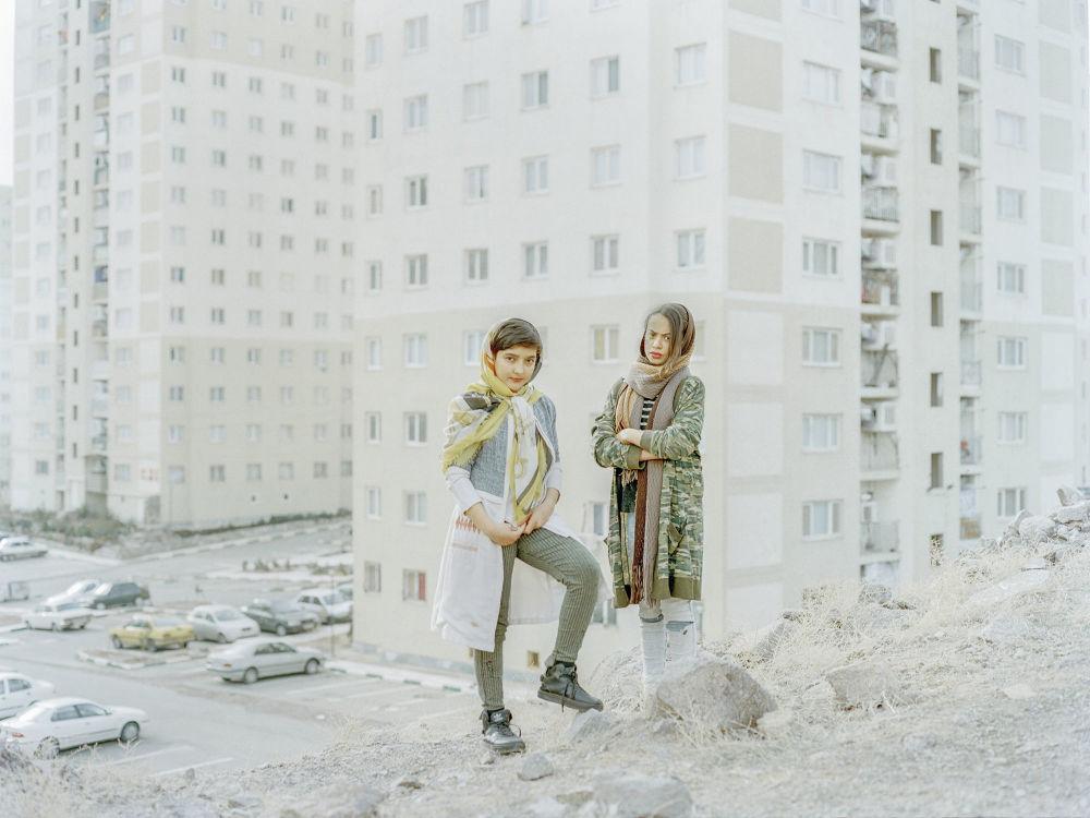 Кадр Изгнанные с небес из одноименной серии иранского фотографа Hashem Shakeri