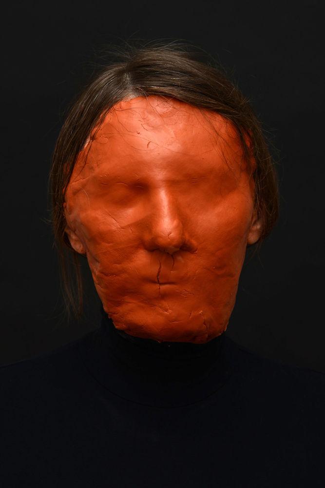 Фотография Без лица из серии Пещера россиянки Марии Кокуновой