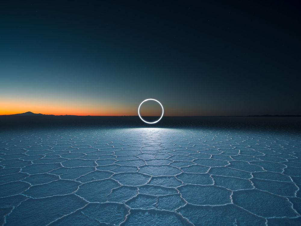 Снимок XT1876 из серии Поля бесконечности британца Reuben Wu