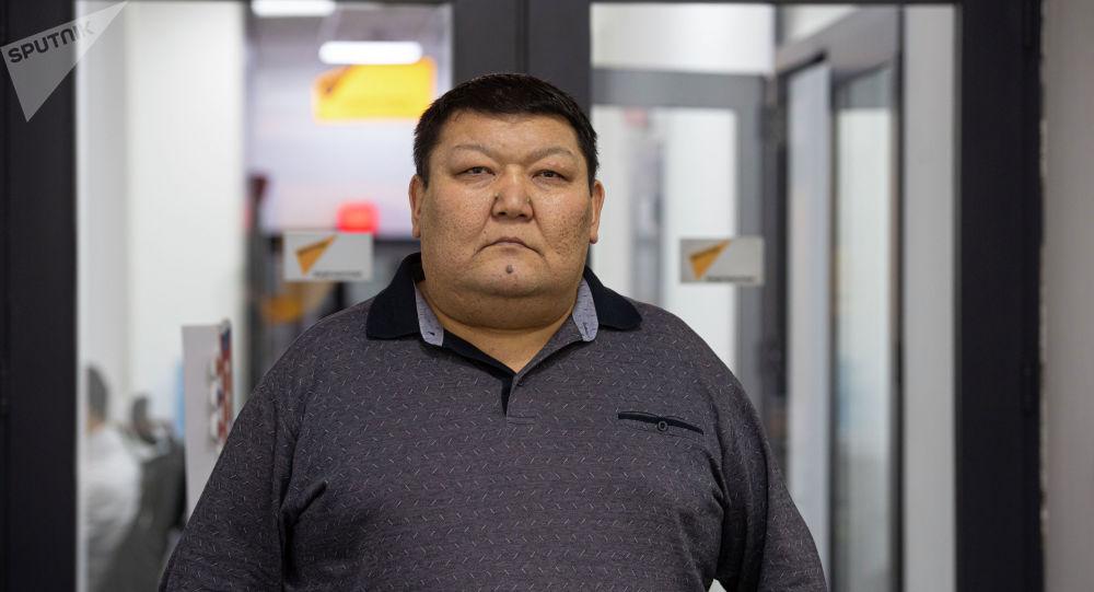 Победа адвокаттар коллегиясынын юристи Урматбек Сыдыков