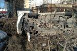 Токомбаев (Түштүк магистраль) менен Куттубаев көчөлөрүнүн кесилишинде болгон жол кырсыгы