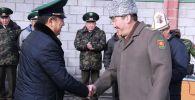 Торжественные мероприятия, посвященные 31-ой годовщине вывода ограниченного контингента Советских войск из Афганистана в Бишкеке