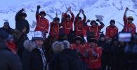 Көк бөрү боюнча Нарын облусунун чемпионатын Жумгал районунун командасы утуп кетти