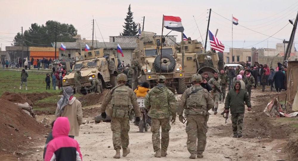 Стали известны детали стычки военных США иместных граждан вСирии
