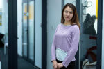 КамАЗ айдап, мотор басып, Кара-Кечеден көмүр ташыган Жайна Нурмамбетова