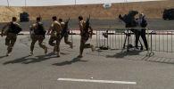 Команда спецподразделения Альфа Госкомитета национальной безопасности Кыргызстана приняла участие в международных тактических учениях состязательного характера SWAT Challenge 2020 в Дубае (ОАЭ)