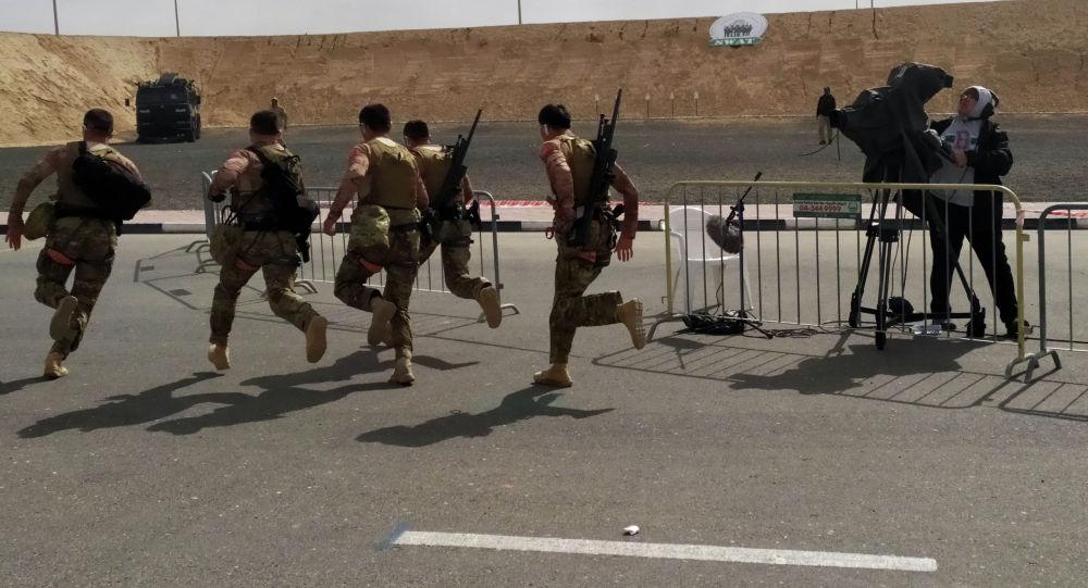 Улуттук коопсуздук боюнча мамлекеттик комитеттин Альфа атайын даярдыктагы бөлүгү КР консулдугунун колдоосу менен Дубай шаарында өткөн SWAT challenge 2020 деп аталган эл аралык мелдешке катышты.