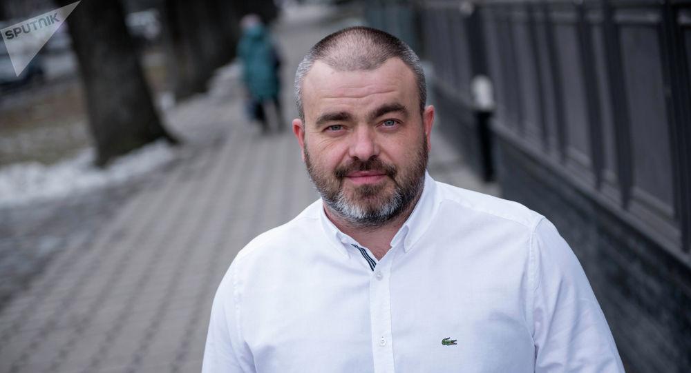 Предприниматель Филипп Грибанов известный под псевдонимом Боря Глобус